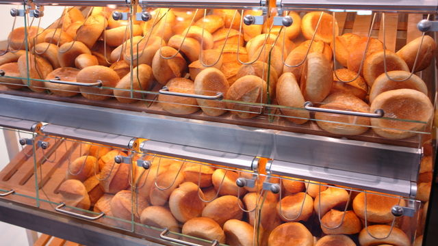 Backwarenverkauf in Selbstbedienung macht Bäckereien zu schaffen. (Quelle: Archiv/Kauffmann)