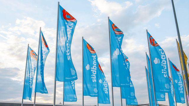 Die Fachmesse für Bäcker und Konditoren präsentiert sich auf 55.000 Bruttoquadratmetern Fläche. (Quelle: Messe Stuttgart)