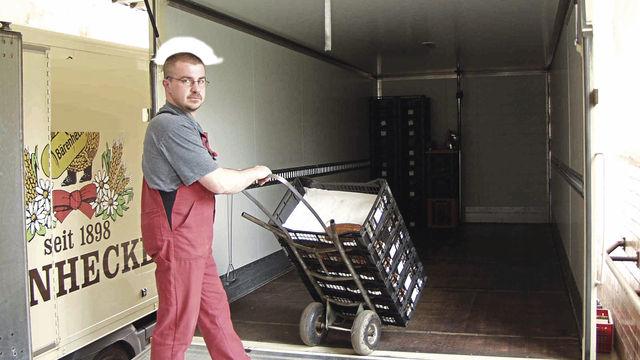 Kann Anwohner stören: das nächtliche Be- und Entladen von Lieferfahrzeugen. Fotos Archiv/Fotolia (Quelle: SYSTEM)