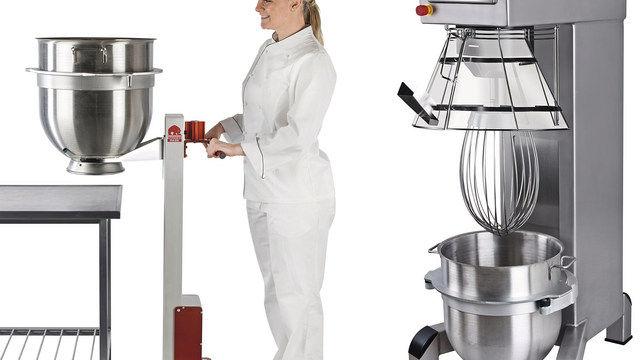 Rührmaschinen mit Lift-Faktor (Quelle: SYSTEM)