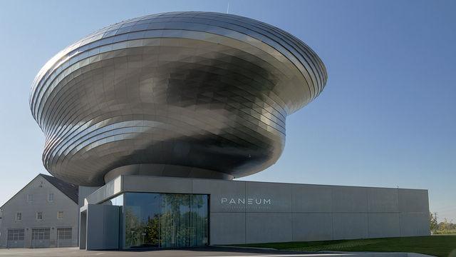 Spektakulär: das neue Paneum. (Quelle: Markus Pillhofer)