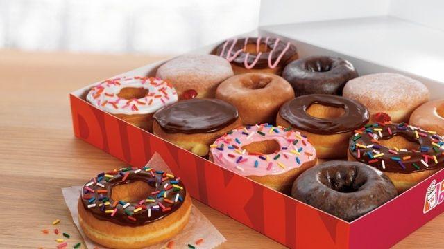 Das Hauptgeschäft von Dunkin' Donuts ist die Veredelung von Donuts. (Quelle: Unternehmen)