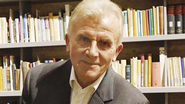 Peter Augendopler: Firmenchef und Museumsgründer (Quelle: Wolf)