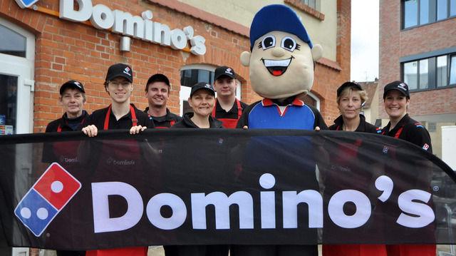 Domino's Pizza möchte bis zu 1000 Filialen in ganz Deutschland erreichen. (Quelle: Domino´s Pizza Deutschland)