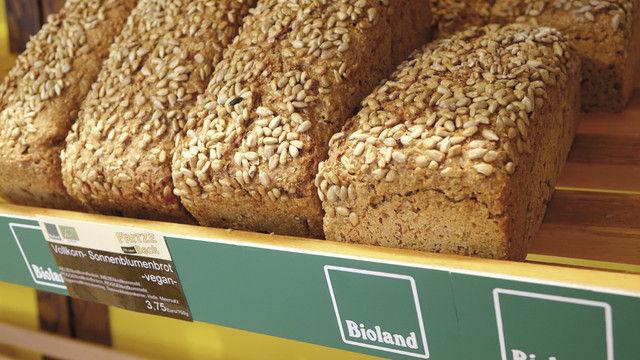 Rund ein Viertel der Kunden bei Bioland sind Bäckereien. (Quelle: Archiv/Wolf)