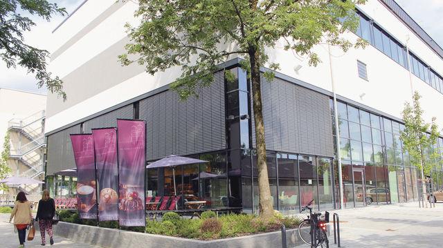 Macht was her: Die neue Brotmanufaktur in München hat Markus Schmidt vor rund einem halben Jahr eröffnet. (Quelle: Filzek-Schwab)