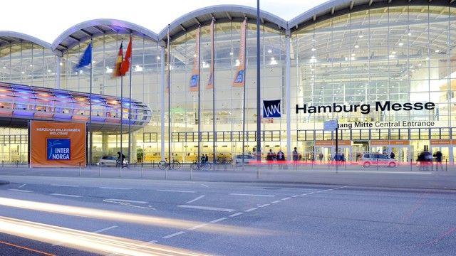 Die Internorga findet wieder im März 2018 auf der Messe Hamburg statt.  (Quelle: Internorga)