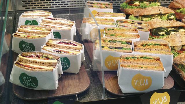 Vegan ist Teil eines flexiblen Angebots. (Quelle: Archiv/Kauffmann)