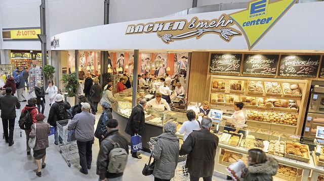 Konkurrenz für Bäcker: Die Vorkassenzone wird auch vom Handel selbst bespielt. (Quelle: Unternehmen)