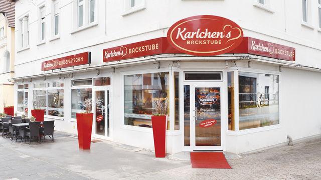 In den Filialen von Karlchen's Backstube wird es künftig auch Hahne-Müslis und weitere Spezialprodukte zu kaufen geben.   (Quelle: Archiv/Schild)