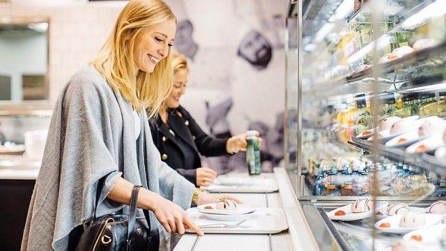 Der Selbstbedienungscharakter der Restaurants unterstützt den schnellen Außer-Haus-Verzehr. (Quelle: Unternehmen)