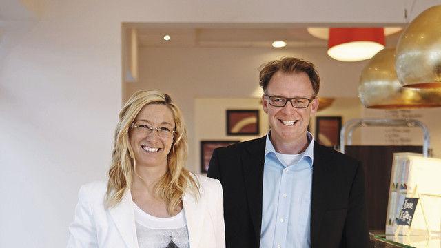 Simone Böhne und Karsten Krüger haben ein gemeinsames Motto. (Quelle: privat)