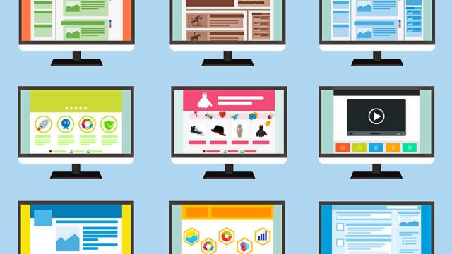 Viele Webseiten von Online-Shops sind mit rechtlichen Fehlern behaftet. (Quelle: Pixabay/JuralMin)