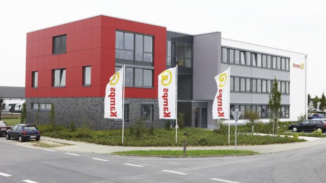 Der bisherige Firmensitz von Kamps in Schwalmtal.   (Quelle: Unternehmen)