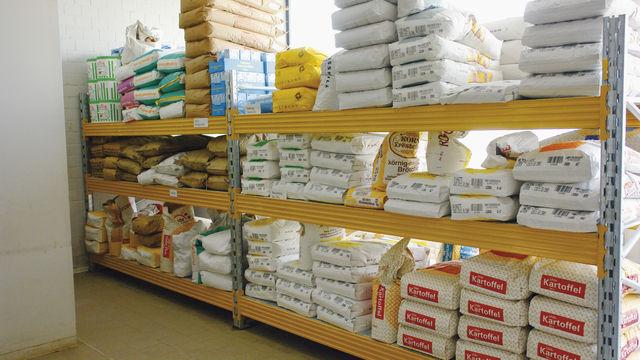Einmal jährlich zählen ist Pflicht, um den tatsächlichen Warenverbrauch festzustellen. (Quelle: Archiv/Kauffmann)