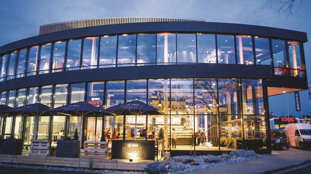 """Frisch eröffnet: Das dritte Restaurant von """"Ihle Baker's"""" steht in Friedberg. (Quelle: Ihle)"""