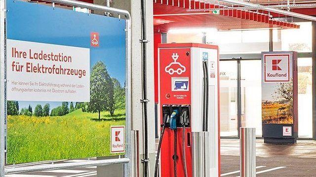 Einkaufen, Strom tanken, Kaffee trinken - das wird in Deutschland bald Realität sein. (Quelle: Unternehmen)