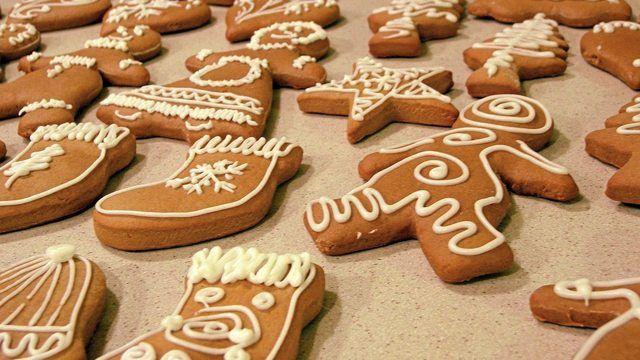 Stark gebackene Lebkuchen können hohe Acrylamidgehalte aufweisen. (Quelle: Pixabay.com)