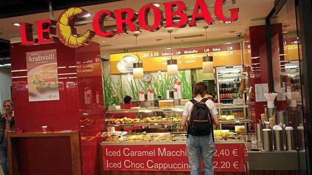 Der Schwerpunkt von Le CroBag liegt auf Kleingebäck und Getränken. (Quelle: Archiv)