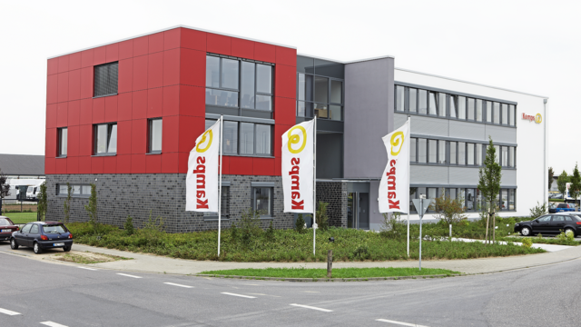 Der Firmensitz in Schwalmtal soll wohl auch weiterhin dort bleiben. (Quelle: Unternehmen)