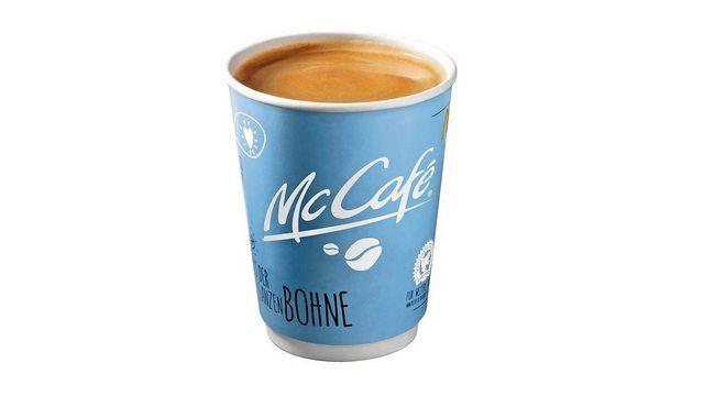 McDonald's möchte Styroporbecher bis 2020 abschaffen. (Quelle: McDonald's)