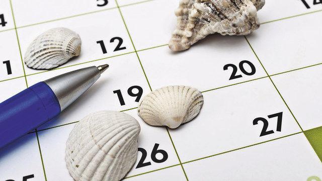 Die Urlaubsplanung muss mit Chef und Kollegen abgesprochen werden. (Quelle: Fotolia)