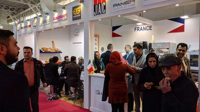 Die iranische Fachmesse Ibex wird im November erstmals von der Messegesellschaft Stuttgart ausgerichtet. (Quelle: Messe Stuttgart)