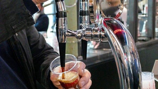 Frisch gezapft: Cold Brew eignet sich auch für den Ausschank in der Gastronomie oder im Café.   (Quelle: Kauffmann)