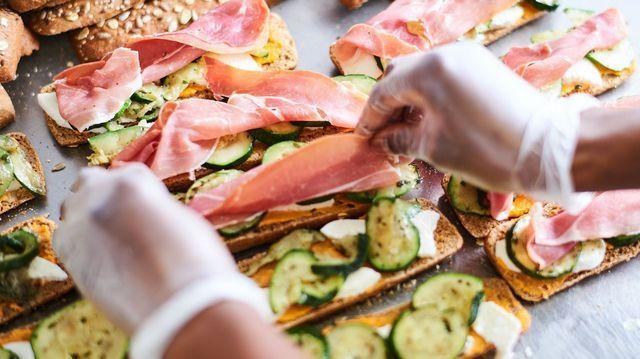 Frische Zutaten sind Teil des Healthy Fast Food Konzepts von Exki.  (Quelle: Exki)