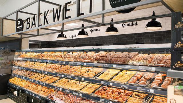 Der Discounter bietet Snacks und Backwaren, die frisch in den Filialen hergestellt werden.  (Quelle: Unternehmen)