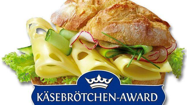 Kreative Käsebrötchen wie dieses können den Käsebrötchen-Award gewinnen.  (Quelle: Heinrichsthaler)