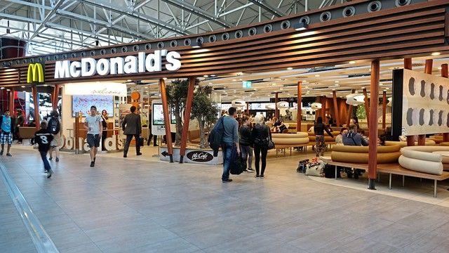 Komfortables Bestellen und Bezahlen mit der McDonald's App.  (Quelle: Archiv/Kauffmann)