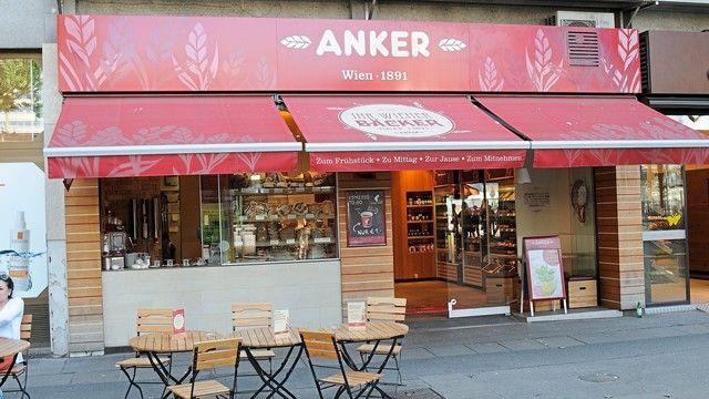 Ankerbrot betreibt rund 110 Filialen in Österreich. (Quelle: Archiv/Kauffmann)