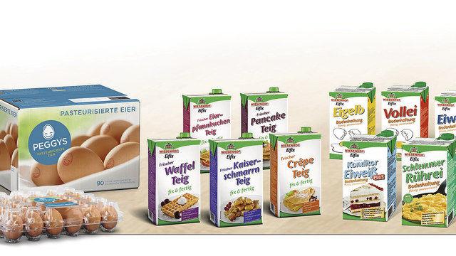 Gastro-Vielfalt aus Ei (Quelle: SYSTEM)
