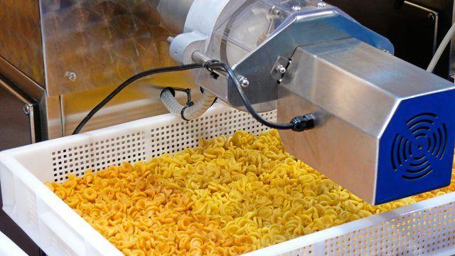 Nudeln werden überwiegend aus Hartweizen hergestellt. (Quelle: Archiv/Kauffmann)