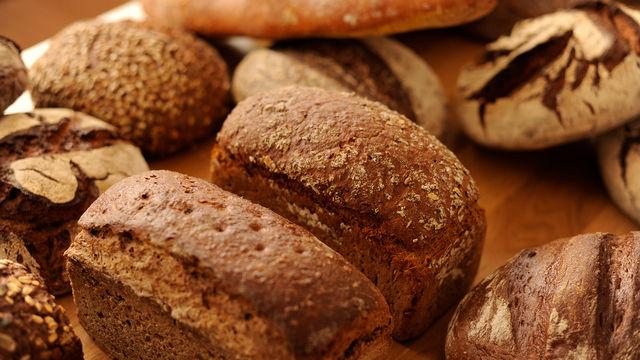Fünf Brot-Kreationen haben es beim Online-Voting einer österreichischen Bäckerei via Website in die engere Wahl geschafft.   (Quelle: ZV)