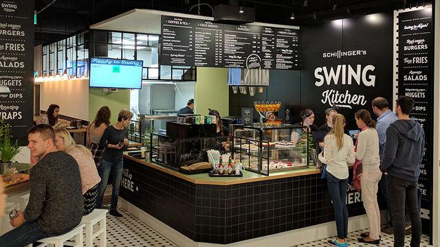 Swing Kitchen will dieses Jahr auch Restaurants in Berlin aufmachen.   (Quelle: Unternehmen)