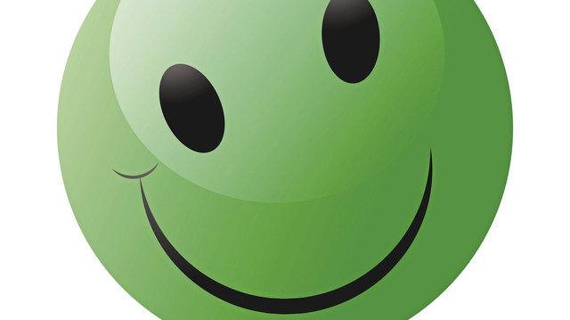 Den Smiley als Symbol für beste Hygiene gab's in NRW schon mal. Jetzt könnte er wiederkommen. (Quelle: Fotolia/ginae014)