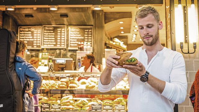 Kunden vergleichen: Beim Bäcker müssen Snacks wertiger sein als beim LEH. (Quelle: Delikant/Kornmann)