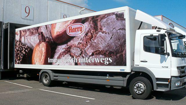 Harry-Brot betreibt deutschlandweit neun Produktionsstätten. (Quelle: Archiv/Kauffmann)
