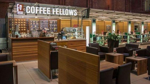 Läuft gut: Die Münchner Marke Coffee Fellows hat Starbucks überholt.  (Quelle: Unternehmen)