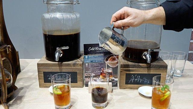 """Kalt """"aufgebrüht"""" wird aus Kaffee ein trendiges Erfrischungsgetränk für den Sommer.  (Quelle: Archiv/ Wolf)"""