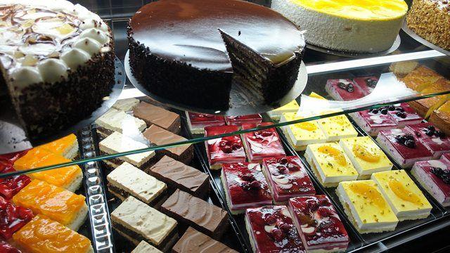 Vor allem in der Gastronomie wird auf fertige TK-Kuchen und -torten zurückgegriffen. (Quelle: Archiv/Ott)