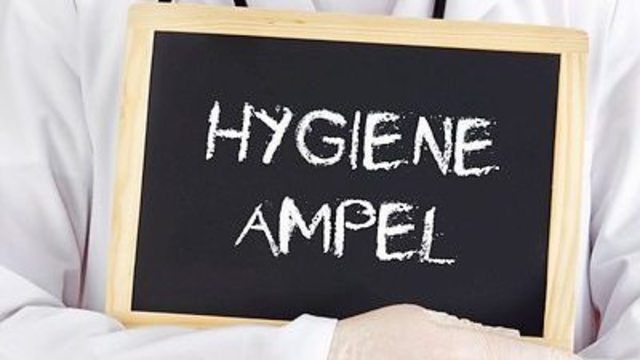 Die Hygiene-Ampel ist in Nordrhein-Westfalen vom Tisch. Jetzt soll eine freiwillige Regelung kommen. (Quelle: Archiv)