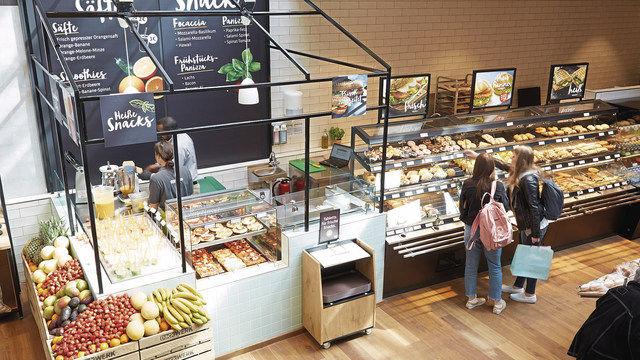 Backwerk will sich mit neuem Shop-Konzept ein frisches Image geben. (Quelle: Burkhard Henrichs)