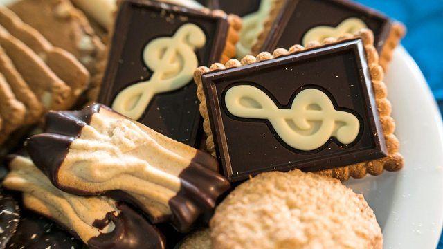 Der Kekshersteller produziert unter anderem einzeln verpacktes Kaffeegebäck wie dieses.  (Quelle: Symbolbild/ Pixabay.com/ Didgeman)