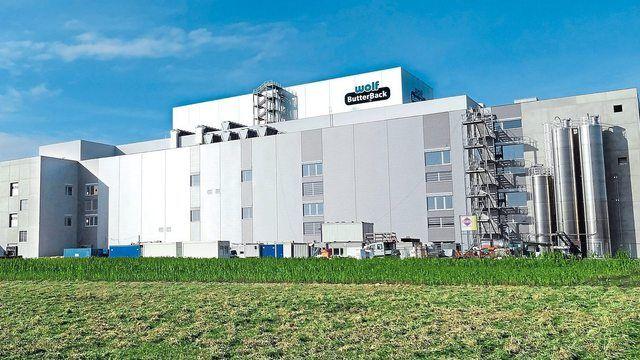 Das neue Werk 3 des TK-Backwarenherstellers ist in Betrieb gegangen. (Quelle: Unternehmen)