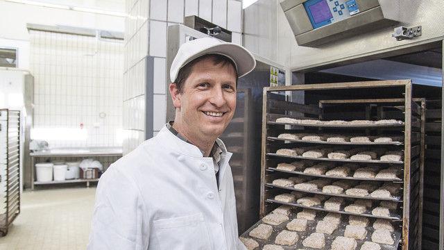 Viele Bäcker arbeiten beim Kleingebäck mit Langzeitführungen über Nacht, entzerren damit den Betriebsablauf am Morgen und erhalten gleichzeitig aromatischere Backwaren. (Quelle: Unternehmen/Kolb Kälte)