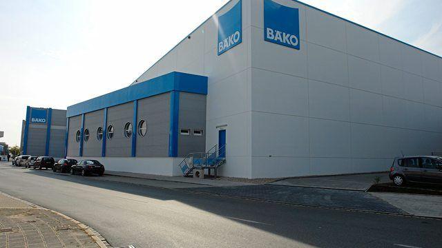 In Nürnberg ist ein Standort der Bäko-Zentrale Süd. (Quelle: Archiv)