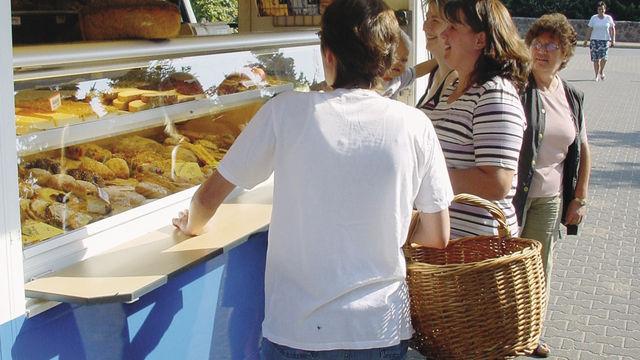 Das wollen Kunden: entspannt einkaufen können. (Quelle: Archiv/Borco-Höhns)